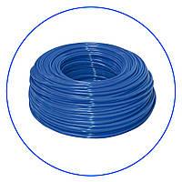 """Шланг, синий, эластичный, полиэтиленовый, 1/4"""", KTPE14BL"""