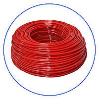 """Шланг, красный, эластичный, полиэтиленовый, 1/4"""", KTPE14R"""