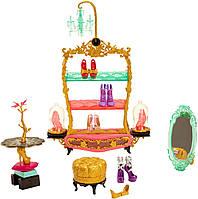 Обувной магазин для куклы Ever After High Mattel D07