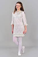 Гипюровое платье для девочки