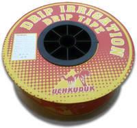Лента для капельного полива Drip Tape UCHKUDUK 30 см 1000м