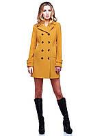 Модное кашемировое пальто. Размеры :42-54