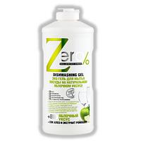 """""""ERO"""" гель для мытья посуды натуральный яблочный уксус 500 мл"""