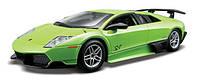 Авто-конструктор Bburago - LAMBORGHINI MURCIELAGO LP670-4 SV (зеленый, 1:24)