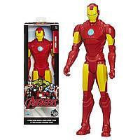 Фигурка большой Железный человек (Iron Man) высотой 30 см. Оригинал Hasbro