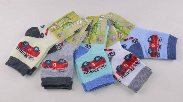 Детские носки  Машинки р.18-20 (Арт. Y017-3/18-20), фото 2