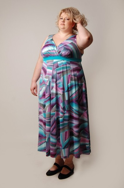 Купить Летнюю Одежду Больших Размеров