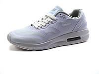 Кроссовки унисекс Nike Air Max, белые, р. 36 37 38, фото 1