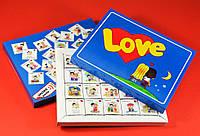 Шоколадный набор Love is Стандарт, подарок на 8 марта