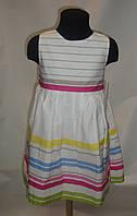 Платье для девочки  на лето  4-8 лет