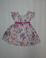Платье  на лето для девочки 0-2 года