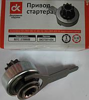 Привод стартера ГАЗ с двигатель ЗМЗ 406.10, 405.10, а/м УАЗ с двигателем ЗМЗ 409.10 (редукторный) <ДК>