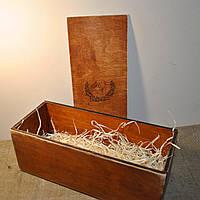 Декоративный ящик для вина