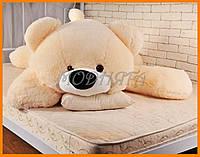 Великі плюшеві ведмеді   плюшевый мишка большой 180см