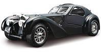 Автомодель Bburago - BUGATTI ATLANTIC (1936) (ассорти синий, серебристый, 1:24)