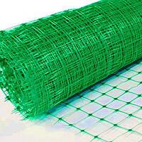 Сетка пластиковая шпалерная 1,7*500 м (13*18см)