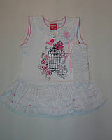 Платье - боди   для девочки 0-1 года