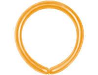 Шары для моделирования 5х140см оранжевый