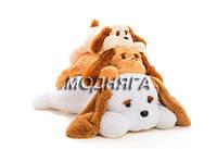 Большая игрушка собака 140см | Лежачая собака Тузик