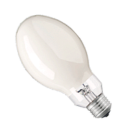 Лампа ртутная ДРЛ-125Вт Е27 Optima