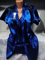 Женский халат комплект