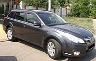 Дефлектор окон на Subaru Outback IV 2009
