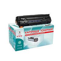 Картридж для принтера (Неоригинальный) WWM для Canon 712 LBP-3010/3020, LJ P1005/P1006 аналог 1870B002