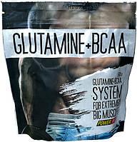 Glutamine + ВСАА Power Pro, 500 грамм