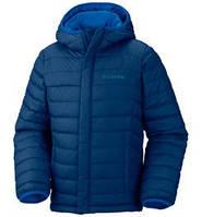Лёгкая демисезонная дутая куртка Columbia