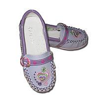 Детские мокасины «Калория» для девочки