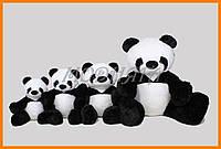 Плюшевая панда игрушка 75см   Мягкие мишки магазин