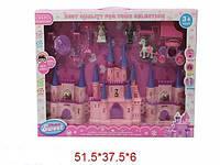 Кукольный замок принцессы для кукол Арт.666 новый