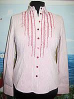 Блуза женская стрейч-коттон