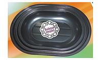 Форма для выпечки набор овал 3шт (наб) код EM9862