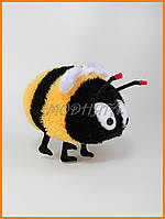Игрушка плюшевая пчела 70см | Большие мягкие игрушки