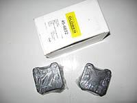 Задние тормозные колодки Glober456872 на Opel: Omega A, Omega B, Vectra B, Senator B; Saab: 900, 9-3