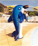Фонтан Дельфин (Delphin Fountains)