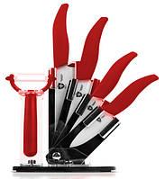Набор керамических ножей Swiss Boch RL-C4ST