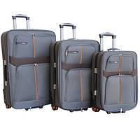 Стильный легкий и удобный чемодан на колесах.