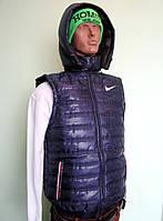 Безрукавка жилетка мужская  Nike р 48-56
