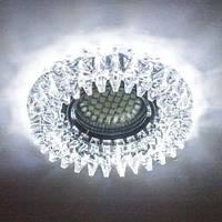 Точечный светильник Feron CD2540 LED с подсветкой