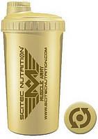 Шейкер Scitec Nutrition Muscle Army 700ml (цвет молочный)