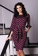 Женское модное платье дайвинг , фото 1