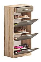Тумба для взуття Д-4730 Комфорт Мебель / Тумба для обуви Д-4730 Комфорт Мебель
