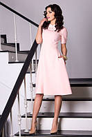 Женское стильное платье креп , фото 1