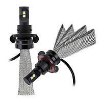 Светодиодная автолампа головного света Foton Led Headlight H13 33,6 Вт холодный свет