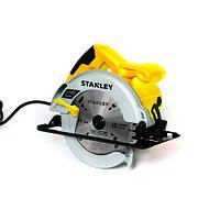 Циркулярная Пила Stanley STSC1718 (1700Вт; диск 185х16мм; 5500/мин)