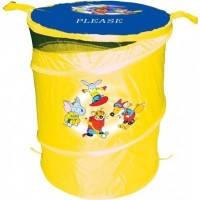 Бочка для игрушек желтая, DEVIK PlayJoy (T0303А)