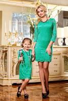 Гипюровое  платье  женское(есть детское) ,доставка по Украине