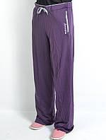 Женские трикотажные спортивные штаны в больших размерах